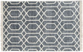 Bamboo silk Vanice - Grey carpet CVD17380