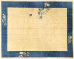 China antique Peking carpet AXVZX1166