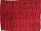 Kilim Chenille - Deep Red carpet CVD17104