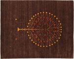 Loribaf Loom Designer - Ruskea-matto CVD17007