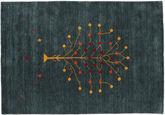 Loribaf Loom Designer - Petrol matta CVD17017