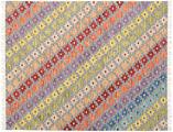 Spring Kilim carpet CVD17588