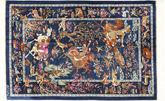 Qum silk carpet AXVZZH27