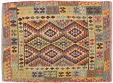 Tapis Kilim Afghan Old style ABCX1566