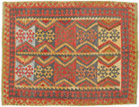 Kilim Afghan Old style carpet ABCX1535