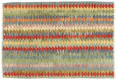 Kilim Afghan Old style carpet AXVZX5576