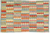 Tappeto Kilim Afghan Old style AXVZX5663