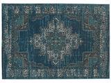 Vintage Vega - Petrol / Turkoois tapijt RVD19086