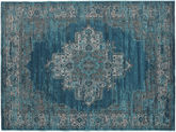 Vintage Vega - Petrol / Turquoise rug RVD19088