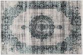 Jinder - Petrol / Greige tapijt RVD19067