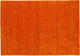 Loribaf Loom Alfa - Orange carpet CVD18106
