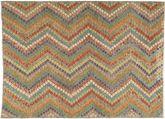Kilim Afghan Old style rug AXVZX5854