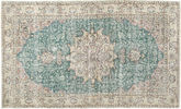 Colored Vintage carpet XCGZT1885