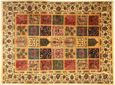 Bakhtiari carpet TBZZZI20