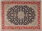 Isfahan silk warp carpet TBZZZI141