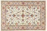 Isfahan silk warp carpet TBZZZI149