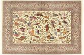 Ilam Sherkat Farsh zijde tapijt TBZZZI136