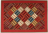 Kilim Patchwork carpet TBZZZI388