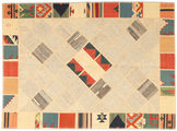 Kilim Patchwork carpet TBZZZI283