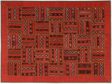 Kilim Patchwork carpet TBZZZI395