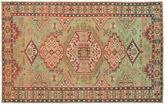 Colored Vintage Teppich XCGZT1685