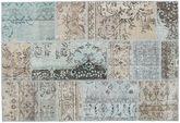 Patchwork carpet BHKZR420