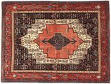 Alfombra Hamadan Patina AXVZX3834