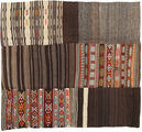 Kilim Patchwork carpet BHKZR83