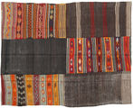 Kilim Patchwork carpet BHKZR79