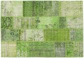 Patchwork Teppich BHKZR394