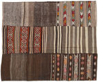 Kilim Patchwork carpet BHKZS209