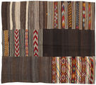 Kilim Patchwork carpet BHKZS169