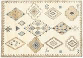 Berber Indisk - Off-Vit / Beige matta CVD17663