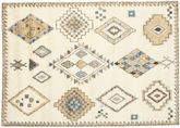 Berber Indo - Off-White / Beige carpet CVD17662