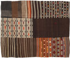Covor Chilim Patchwork BHKZR9