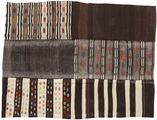 Kilim Patchwork szőnyeg BHKZR12
