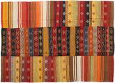 Kilim Patchwork carpet BHKZR24
