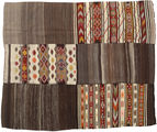 Kilim Patchwork carpet BHKZR38