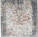 Tapis Megrez - Foncé Gris / Rouille RVD19451