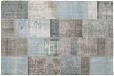 Patchwork carpet BHKZR218