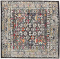Chillon - Dark Grey / Multi rug RVD19560
