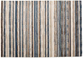 Alfombra Layered - Dk Grey_Rust RVD19210