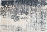 Kaskad - Grey_Cream tæppe RVD19185
