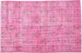 Colored Vintage rug XCGZT1466