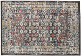 Chillon - Dark Grey / Multi rug RVD19562