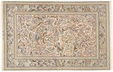 Isfahan silkkiloimi-matto AXVZZZL332