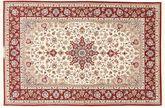 Tappeto Isfahan ordito in seta AXVZZZL321