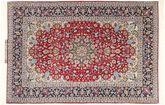 Isfahan silkerenning teppe AXVZZZL316
