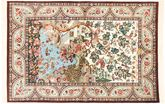 Qum silk carpet AXVZZZL190