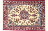 Isfahan silkerenning teppe AXVZZZL307